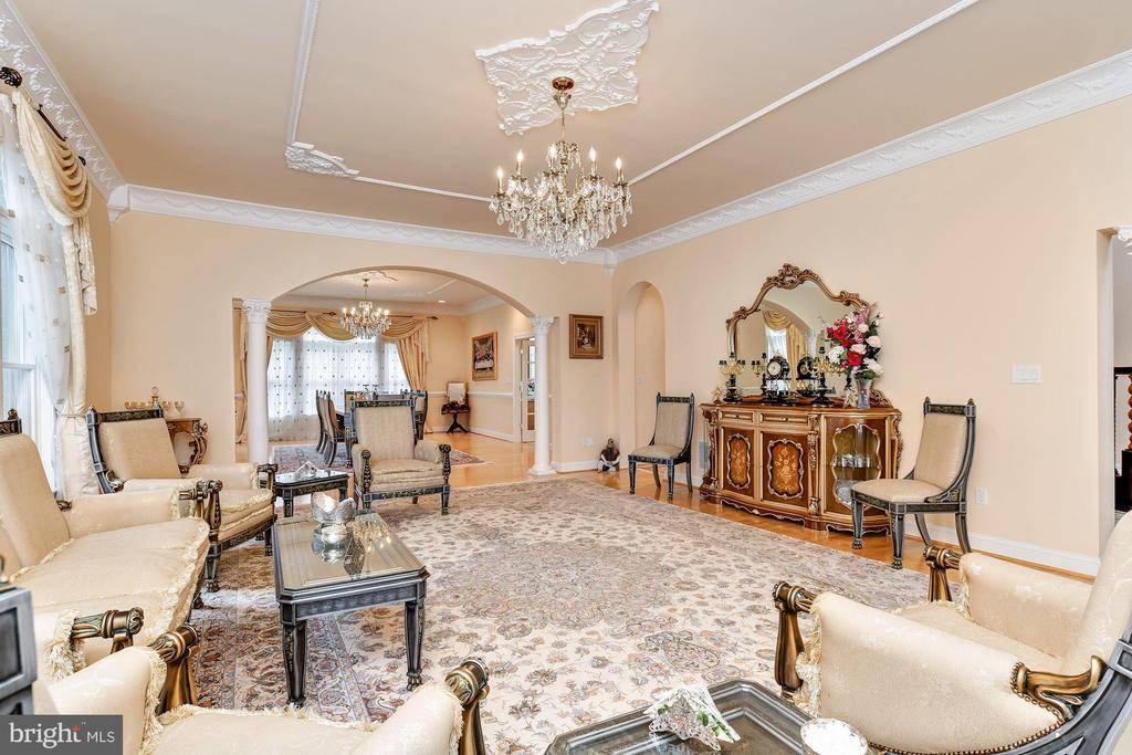Formal Living Room - 11536 MANORSTONE LN, COLUMBIA