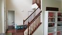 View of stairs from sitting room - 30 BISMARK DR, STAFFORD