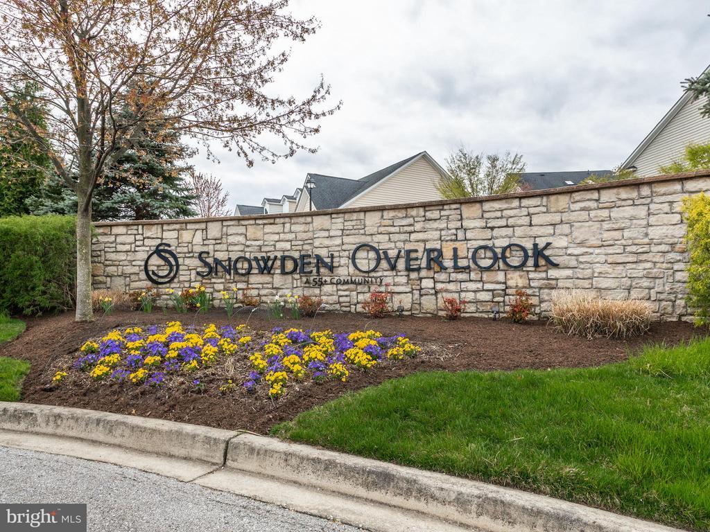 Snowden Overlook Entrance - 8709 WARM WAVES WAY #3, COLUMBIA