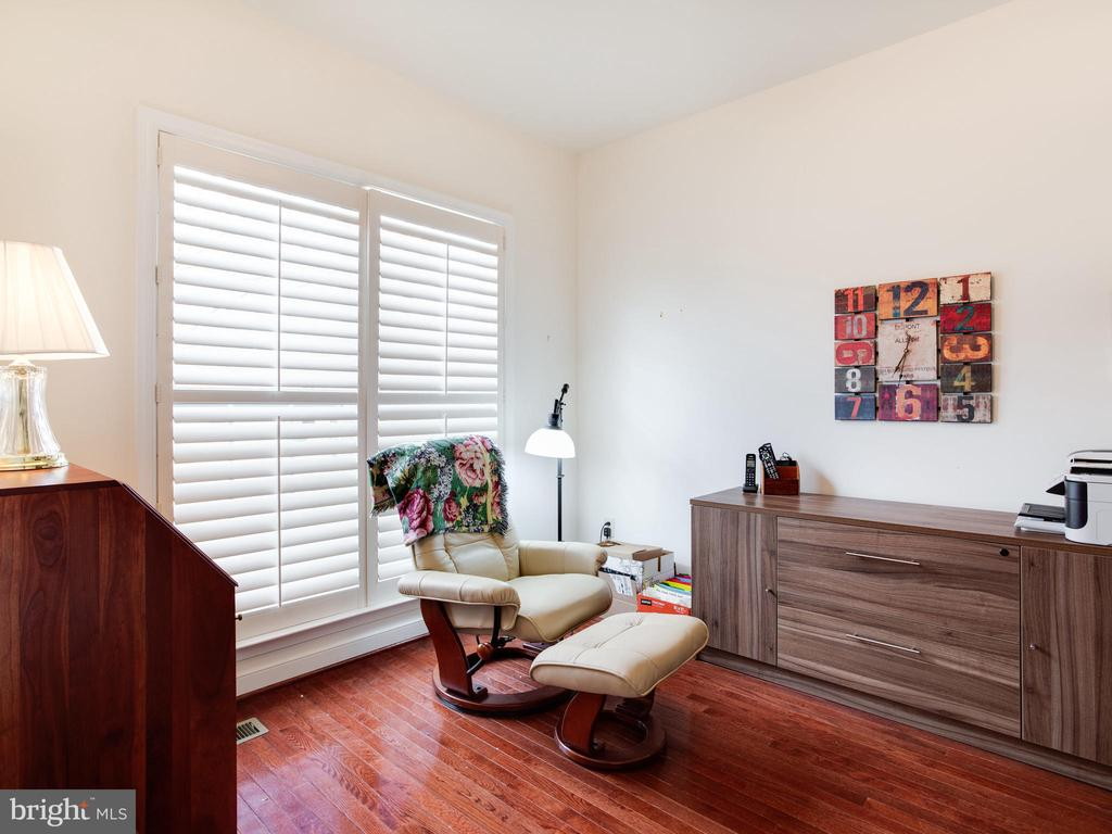 Office/Den with Plantation Shutters - 8709 WARM WAVES WAY #3, COLUMBIA