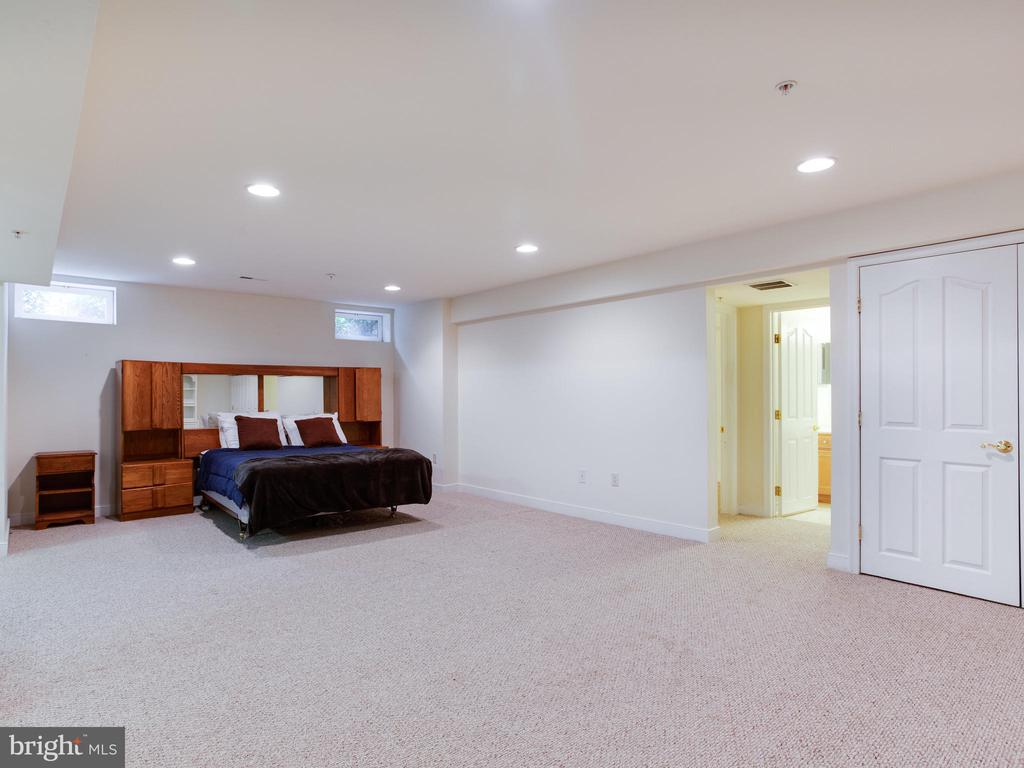 Finished Lower Level - 8709 WARM WAVES WAY #3, COLUMBIA