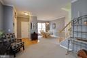 Open floor plan on the first floor - 7127 AZALEA DR, RUTHER GLEN