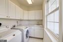 Laundry - 11308 HEARTH CT, GREAT FALLS