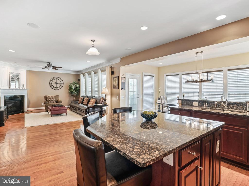 Open Floor Plan - 42612 WILLOW BEND DR, BRAMBLETON