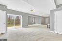 Daylight basement fully finished - 10407 DEL RAY CT, UPPER MARLBORO