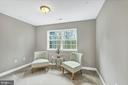 Sitting area off master bedroom - 10407 DEL RAY CT, UPPER MARLBORO