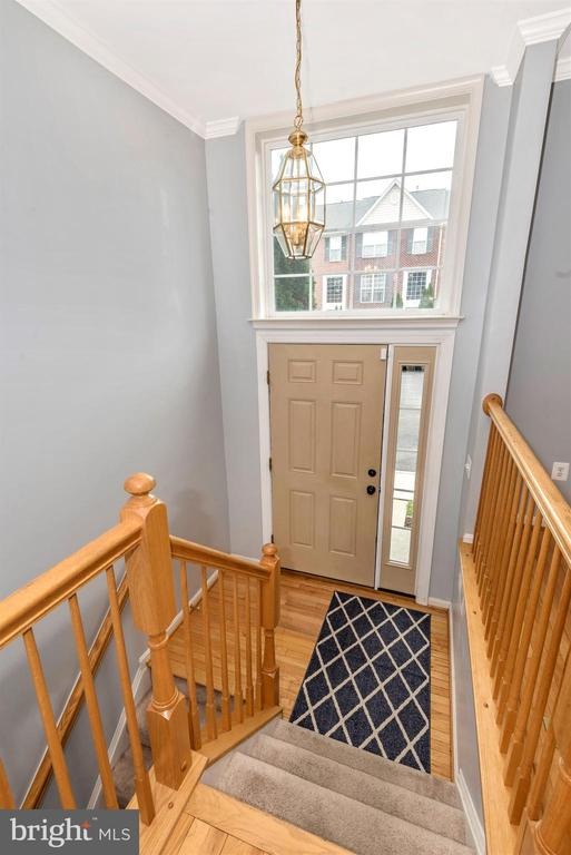 2 STORY FOYER W/ NATURAL LIGHT - 305 GREEN FERN CIR, BOONSBORO