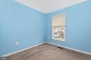 BEDROOM #2 - 305 GREEN FERN CIR, BOONSBORO