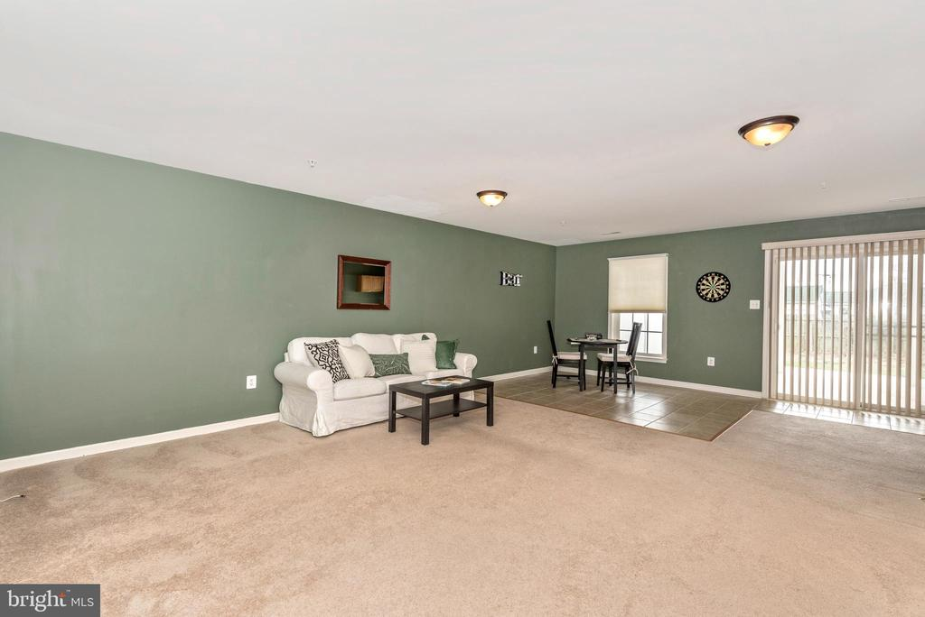 FULLY FINISHED REC ROOM - 305 GREEN FERN CIR, BOONSBORO