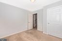 LOWER LEVEL BEDROOM #4 - 305 GREEN FERN CIR, BOONSBORO