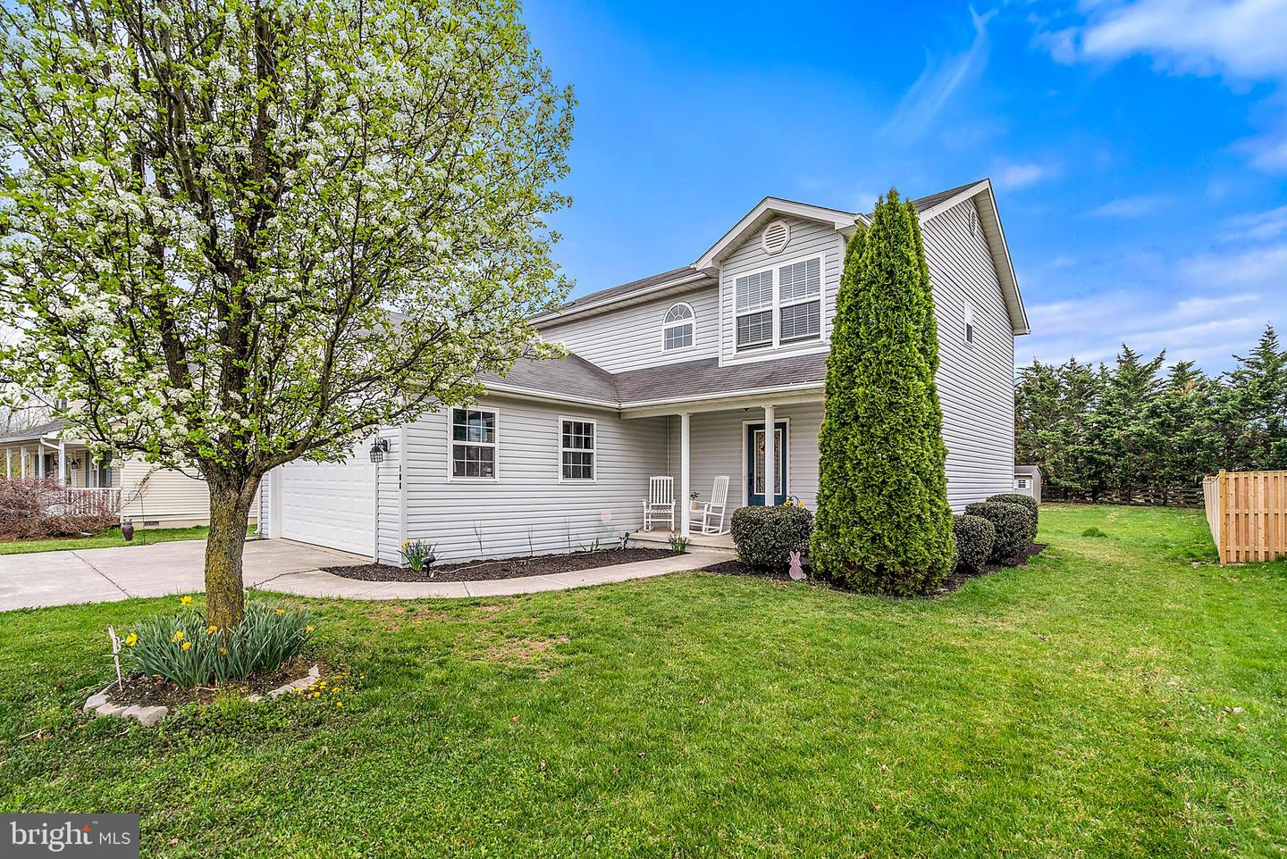 Single Family for Sale at 108 Romney Pl 108 Romney Pl Stephens City, Virginia 22655 United States