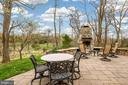 Great gathering area - 19030 COTON FARM CT, LEESBURG