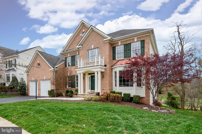 Single Family for Sale at 19030 Coton Farm Ct 19030 Coton Farm Ct Leesburg, Virginia 20176 United States