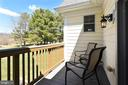 Trex Balcony Off Master Suite to Enjoy the Views - 15579 WOODGROVE RD, PURCELLVILLE