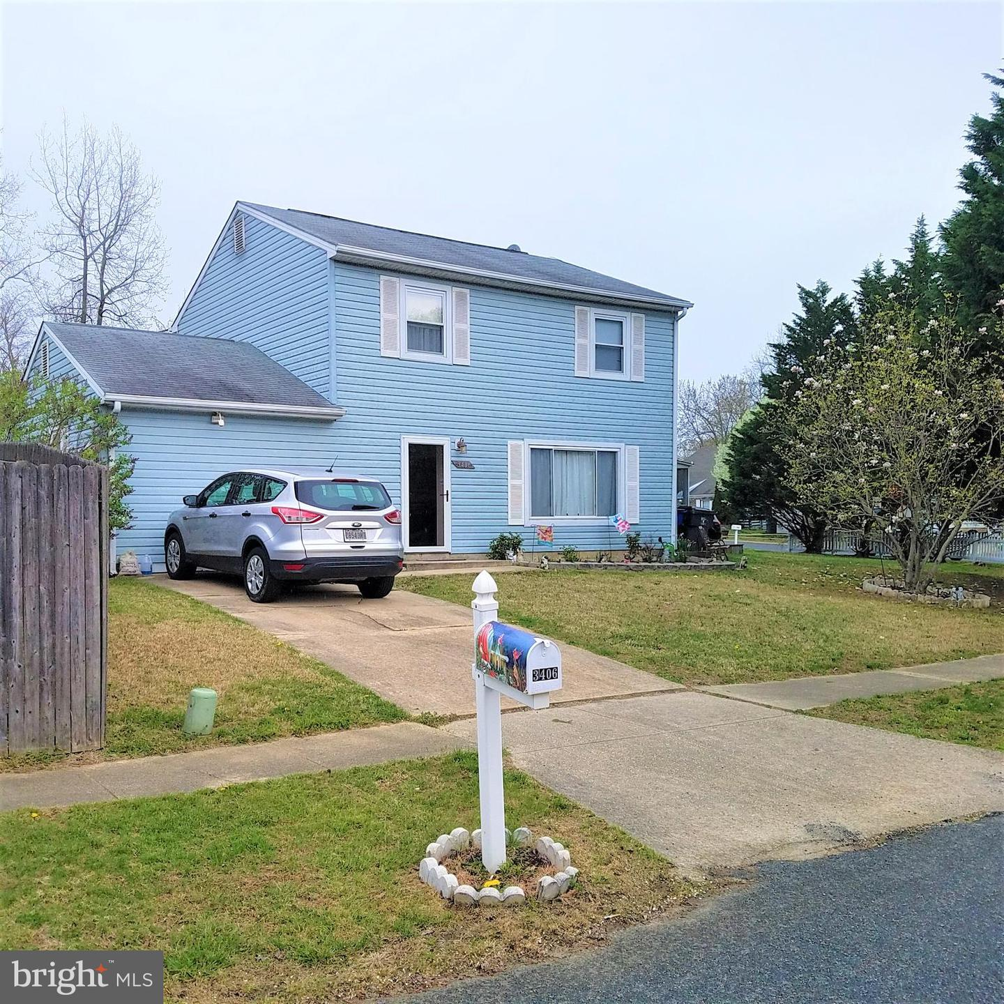 Single Family for Sale at 3406 Seabrook Ct 3406 Seabrook Ct Edgewood, Maryland 21040 United States