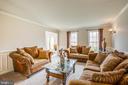 Living Room - 78 TIMBERIDGE DR, FREDERICKSBURG