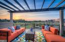 Terrace off second floor - 428 SALK CIR, GAITHERSBURG