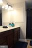 Spacious Master bath has extra height counters - 30 CARDINAL DR, FREDERICKSBURG