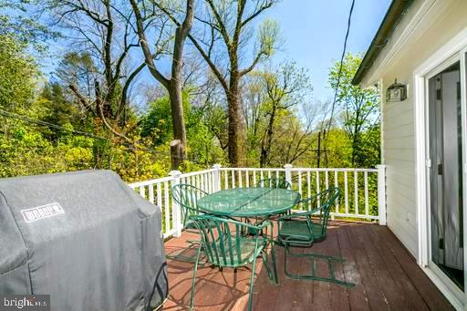 GRILLING DECK OFF FAMILY RM - 1009 WINDING WAY, BALTIMORE