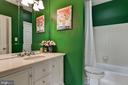 Bathroom - 106 FALCON RIDGE RD, GREAT FALLS