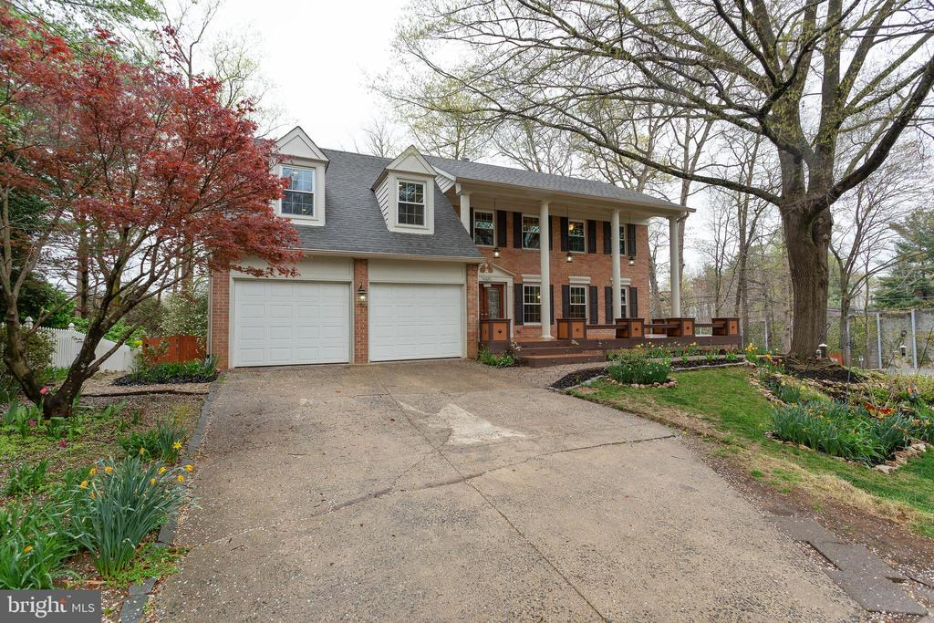 7300  WALNUT KNOLL DRIVE 22153 - One of Springfield Homes for Sale