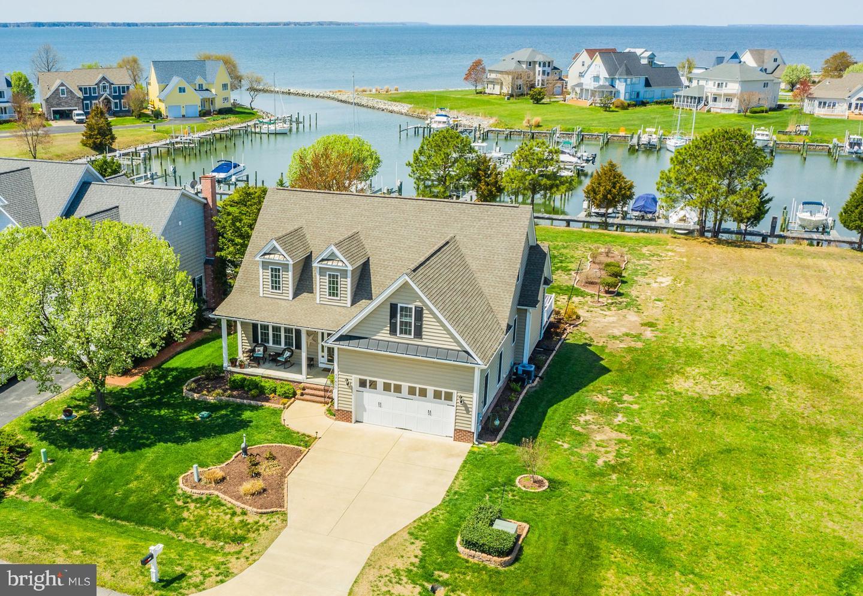 Single Family Homes per Vendita alle ore Tall Timbers, Maryland 20690 Stati Uniti
