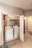 Laundry in the unit - 21216 MCFADDEN SQ #205, STERLING