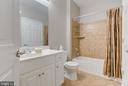 Beautiful bathroom - 21216 MCFADDEN SQ #205, STERLING