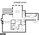 Lower Level Floor Plan - 20440 SWAN CREEK CT, STERLING