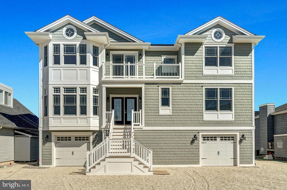 Maison unifamiliale pour l Vente à 55 RUTH Drive Manahawkin, New Jersey 08050 États-Unis