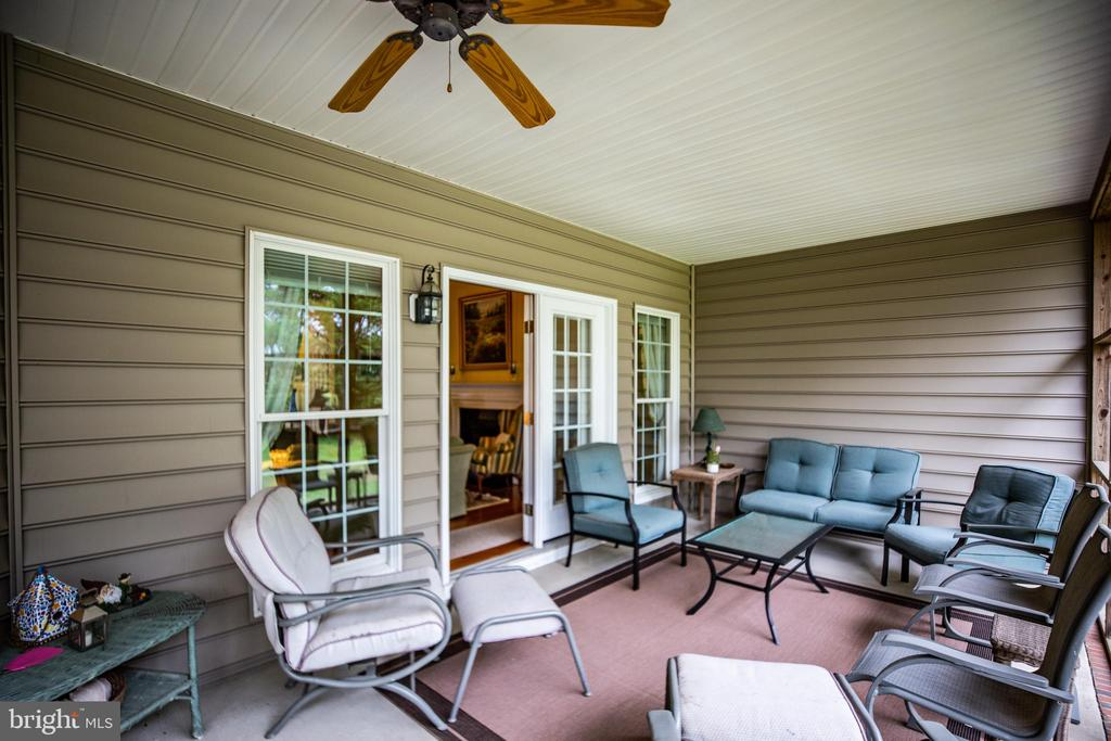 Incredible outdoor space - 7803 TRANQUILITY CT, SPOTSYLVANIA