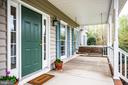Nice big Porch - 7803 TRANQUILITY CT, SPOTSYLVANIA