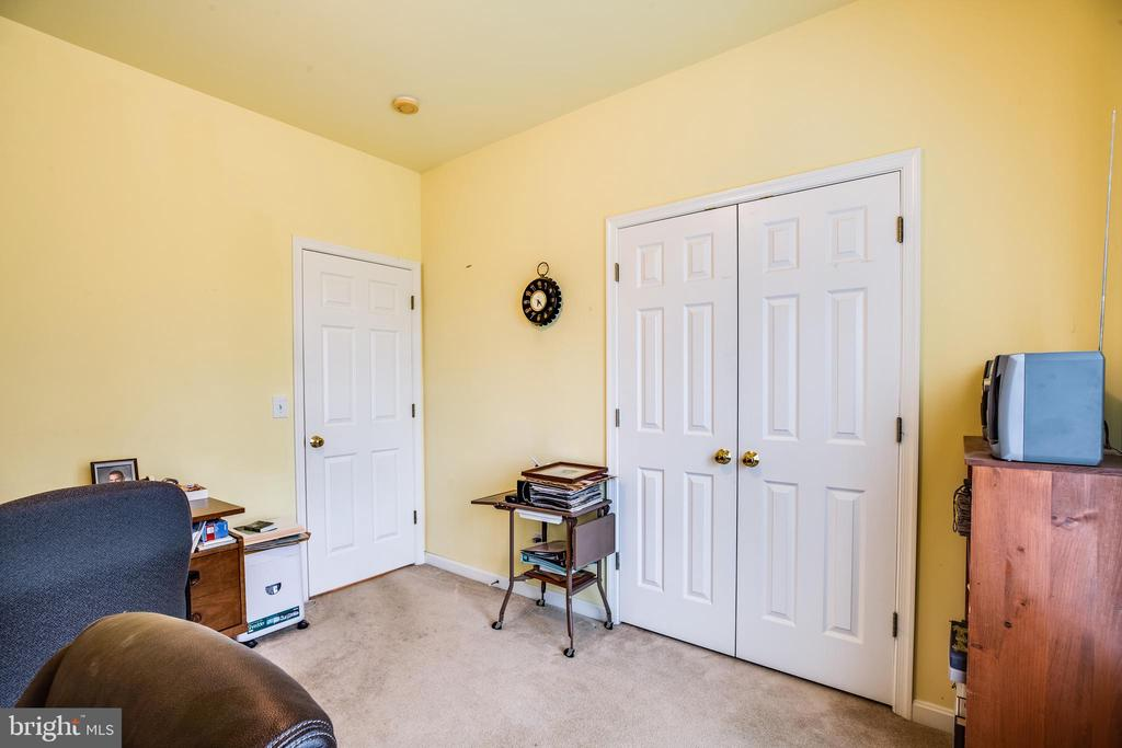 Bedroom #2 - 7803 TRANQUILITY CT, SPOTSYLVANIA