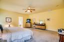 Master Bedroom - 7803 TRANQUILITY CT, SPOTSYLVANIA
