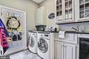 Laundry Room - 106 FALCON RIDGE RD, GREAT FALLS