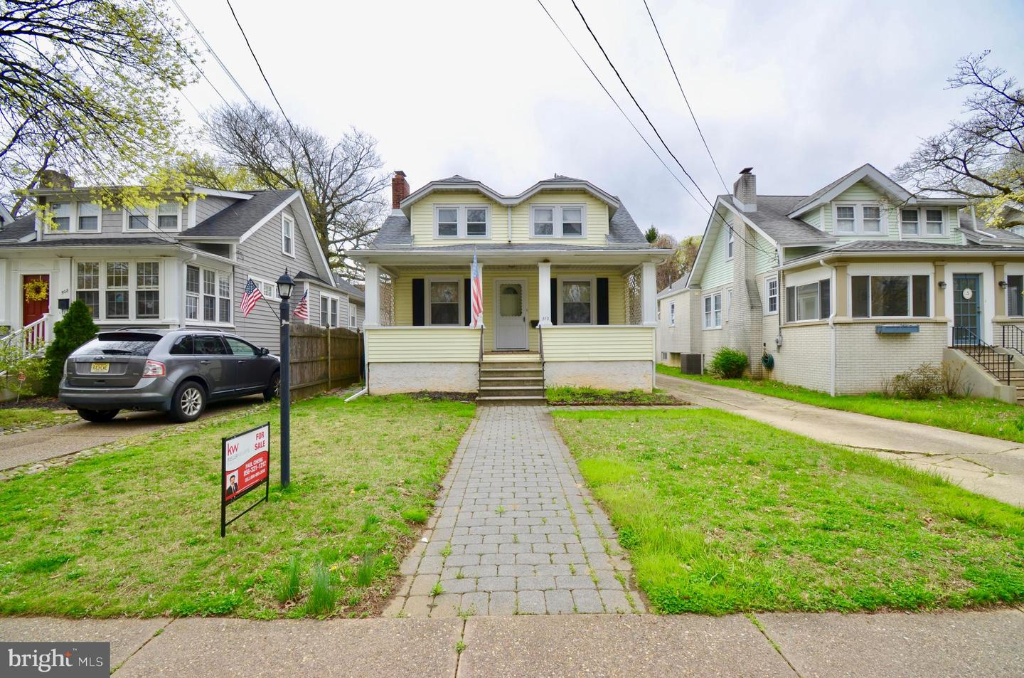 Single Family Home for Sale at Oaklyn, New Jersey 08107 United States