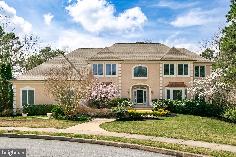 Maison unifamiliale pour l Vente à 3 SHELBOURNE Court Voorhees, New Jersey 08043 États-Unis