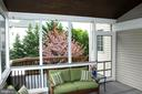 Screen Porch - 42277 PROVIDENCE RIDGE DR, CHANTILLY