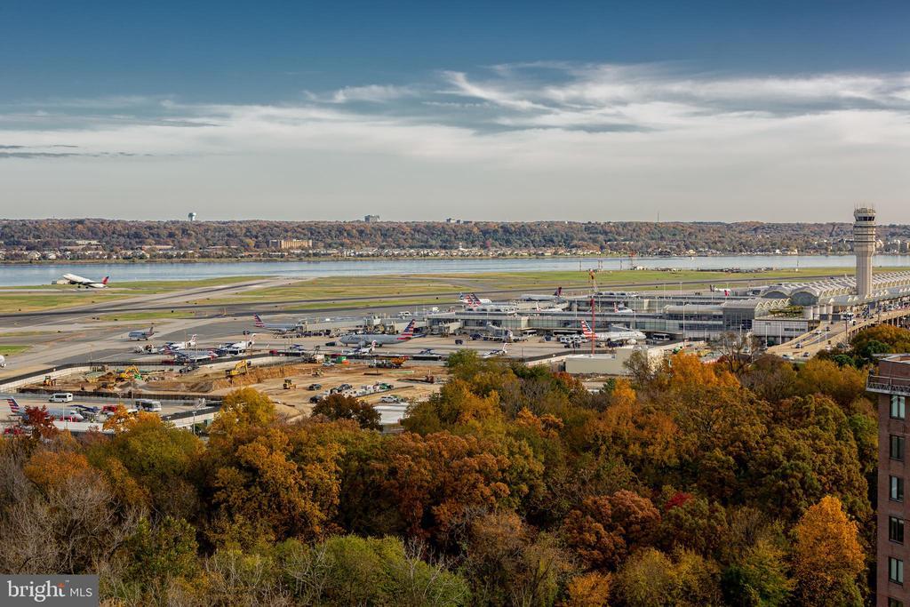 River Views - 1200 CRYSTAL DRIVE #1413-1414, ARLINGTON