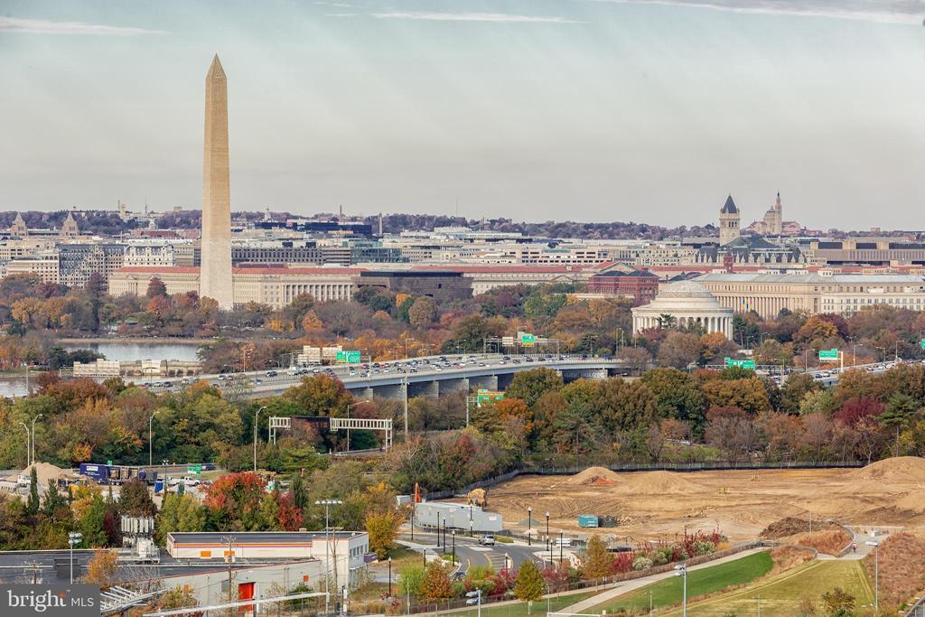The Washington Monument - 1200 CRYSTAL DRIVE #1413-1414, ARLINGTON