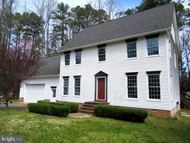 Single Family Homes pour l Vente à Drayden, Maryland 20630 États-Unis