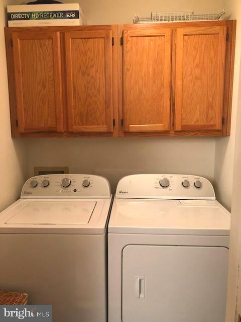 Separate Laundry room; Full size Washer and Dryer - 1136 HUNTMASTER TER NE #102, LEESBURG