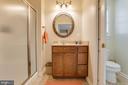 Master Split Vanity Bath - 10179 LAWRENCE LN, LOCUST GROVE