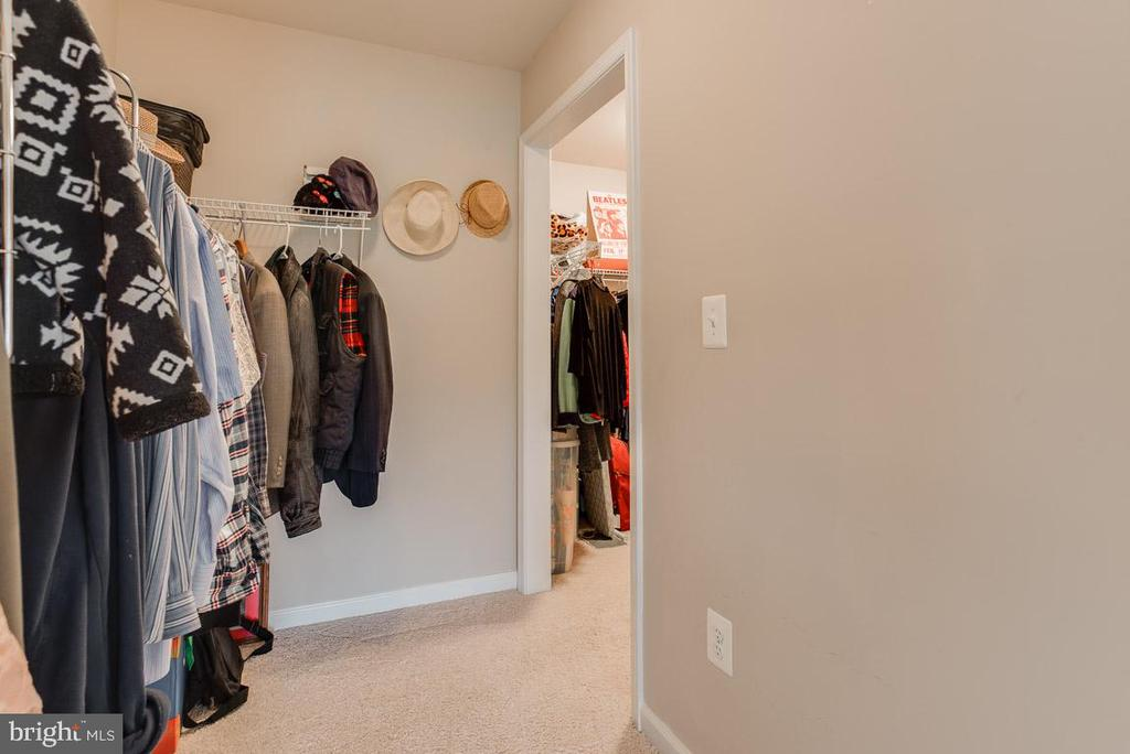 Expansive Walk In Closets - 10179 LAWRENCE LN, LOCUST GROVE