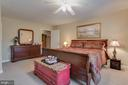 Spacious Lower Sleep Room - 10179 LAWRENCE LN, LOCUST GROVE