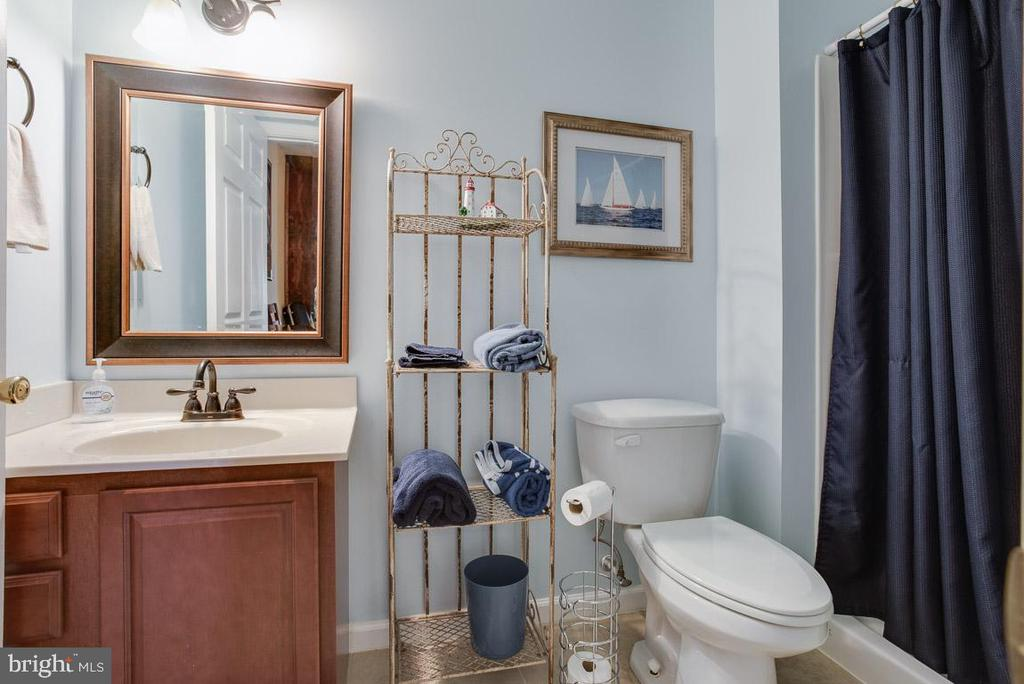 Lower Level Bath - 10179 LAWRENCE LN, LOCUST GROVE
