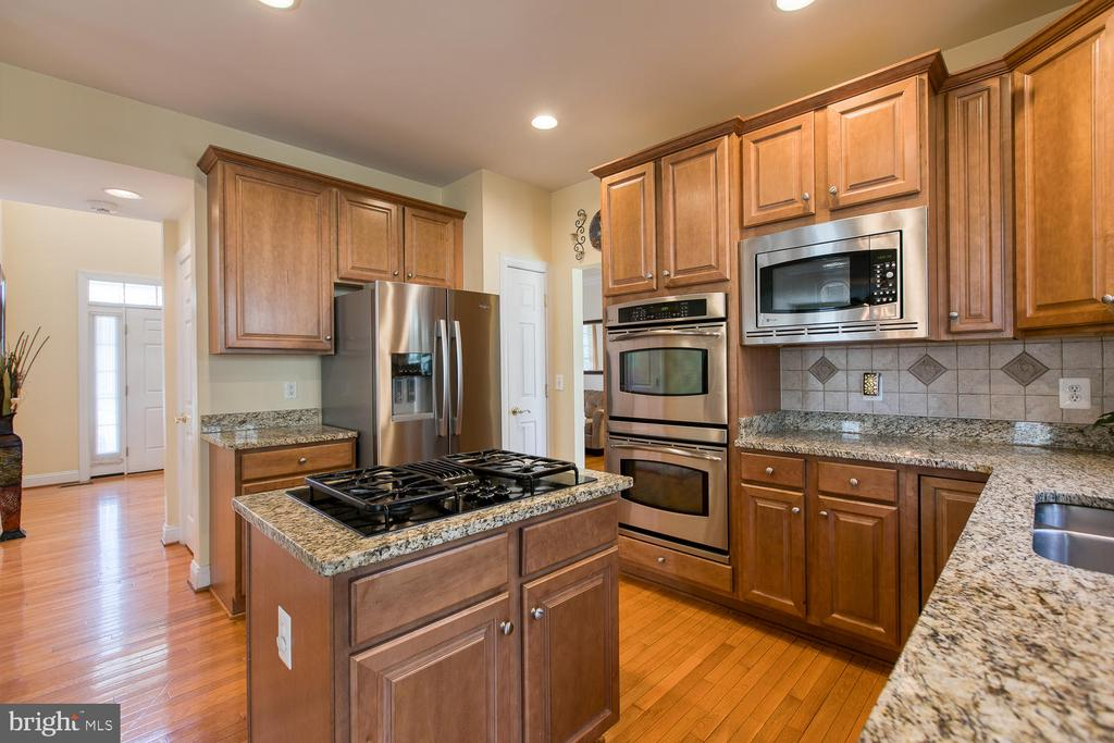 Stainless Appliances - 3412 WOOLFENDEN CT, TRIANGLE