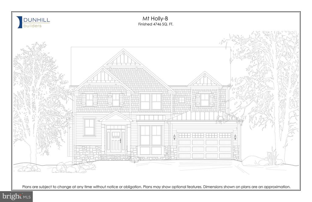 Front Elevation of Fabulous New Custom Home - 304 NIBLICK DR SE, VIENNA