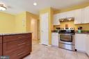What an amazing kitchen...heart of the home! - 13677 BARREN SPRINGS CT, CENTREVILLE