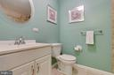 Full bath on the lower level.... WOW! - 13677 BARREN SPRINGS CT, CENTREVILLE